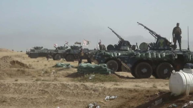 Battle for Mosul: Iraqi forces inflict 'heavy losses' on ISIS