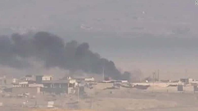 mosul isis battle underway walsh bpr_00000506