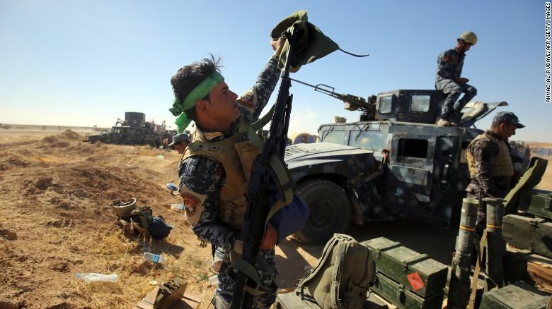 Mosul摩苏尔收复战(五) - wuwei1101 - 西花社