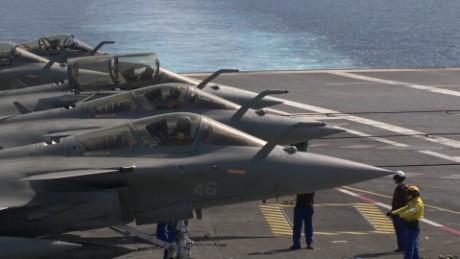 french aircraft carrier against isis pleitgen pkg_00004720.jpg