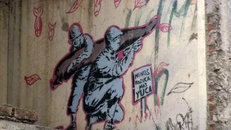 cnnee pkg elizabeth gonzalez toribio anhela la paz de colombia_00005924