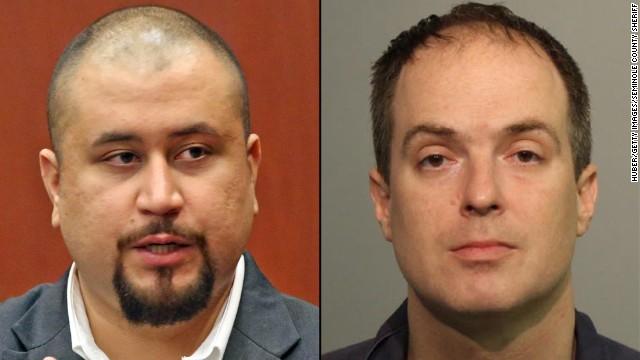 Afbeelding bij Man sentenced 20 years in George Zimmerman incident