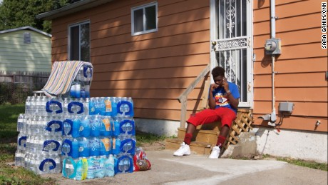 They learned the truth about their water a year ago. This is Flint now.