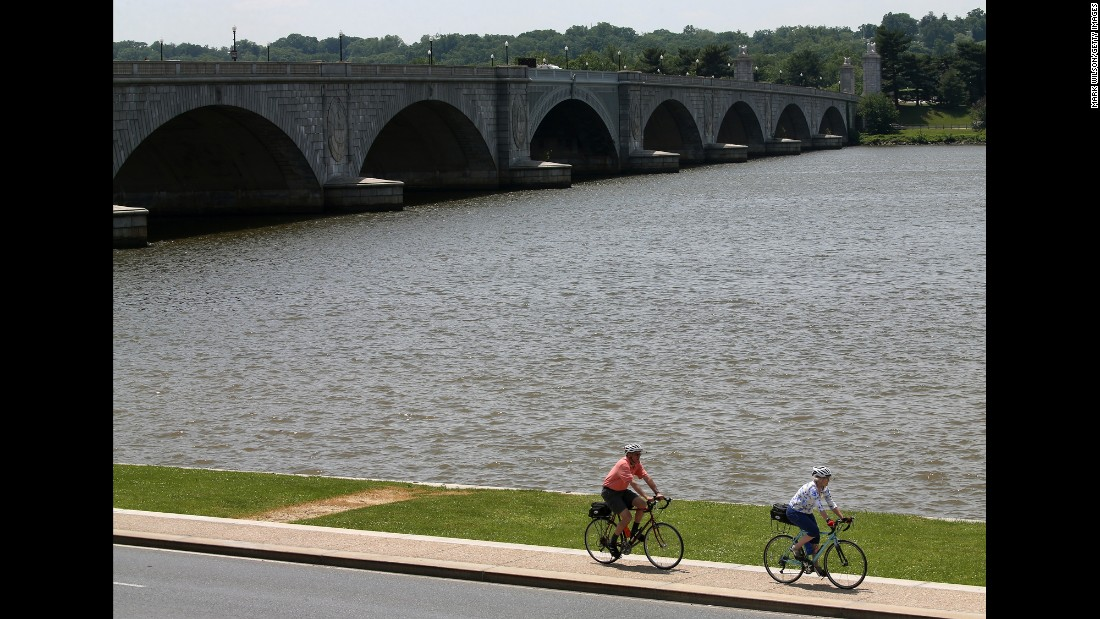 Washington was named the fifth most active US city. Residents of the top five cities have significantly lower rates, on average, of a handful of diseases (from diabetes to high cholesterol to depression) than people living in cities with low scores.
