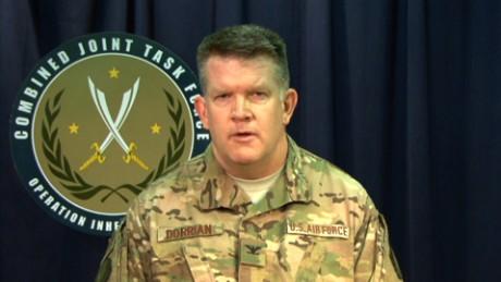 US: ISIS has built 'elaborate defenses' in Mosul