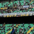 Icardi inter curva nord ultras banner