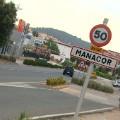 manacor sign street