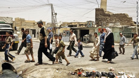 Mosul was a very different city before ISIS took control two years ago.
