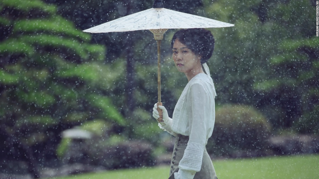 """The Handmaiden"" is the first time Korean stars Kim Min-hee and Ha Jung-woo have appeared in a Park film. The psycho-sexual drama, which premiered at the Cannes Film Festival in May, is inspired by ""Fingersmith"", a novel by British author Sarah Waters."