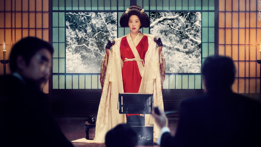 "Director Park Chan-wook's new erotic thriller ""The Handmaiden"" takes place in 1930s South Korea, when the country was heavily influenced by its Japanese colonizers."