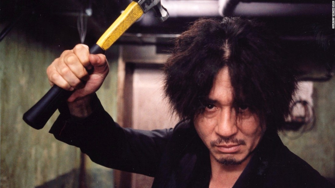 "Considered by many to be the pinnacle of Park's achievements, ""Oldboy"" won the Grand Prix at Cannes in 2004, when fellow connoisseur of violence Quentin Tarantino led the jury. A revenge thriller with elements of Greek tragedy, it begins with Oh Dae-su (Choi Min-sik), a man imprisoned in a hotel room for 15 years for no obvious reason. One day he's released, and goes looking for answers -- but not before stopping off to eat a live octopus, a scene which has achieved infamy, mainly because the seven octopuses used were real."