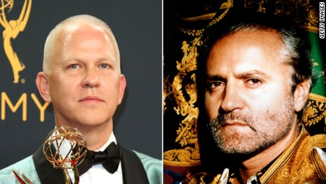 """""""American Crime Story,"""" executive produced by Ryan Murphy (left), will take on the death of designer Gianni Versace (right) in Season 3."""