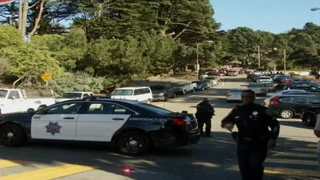 Afbeelding bij Four San Francisco high school students shot