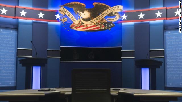 Afbeelding bij Here's how the final debate will go down