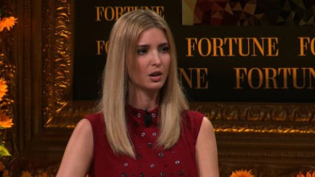 Ivanka Trump: 'Media has been vicious' to my family - CNN Video