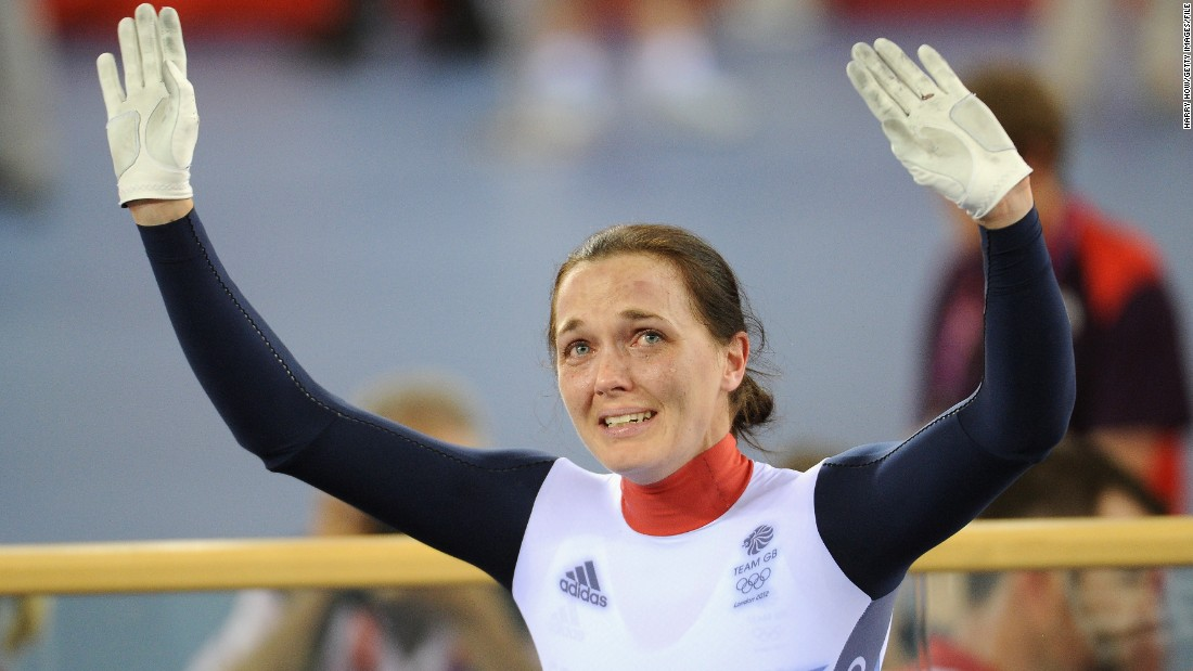 Double Olympic champion cyclist Victoria Pendleton has spoken of her battle with anxiety and said she used self-harm to try and numb her fear of failure.