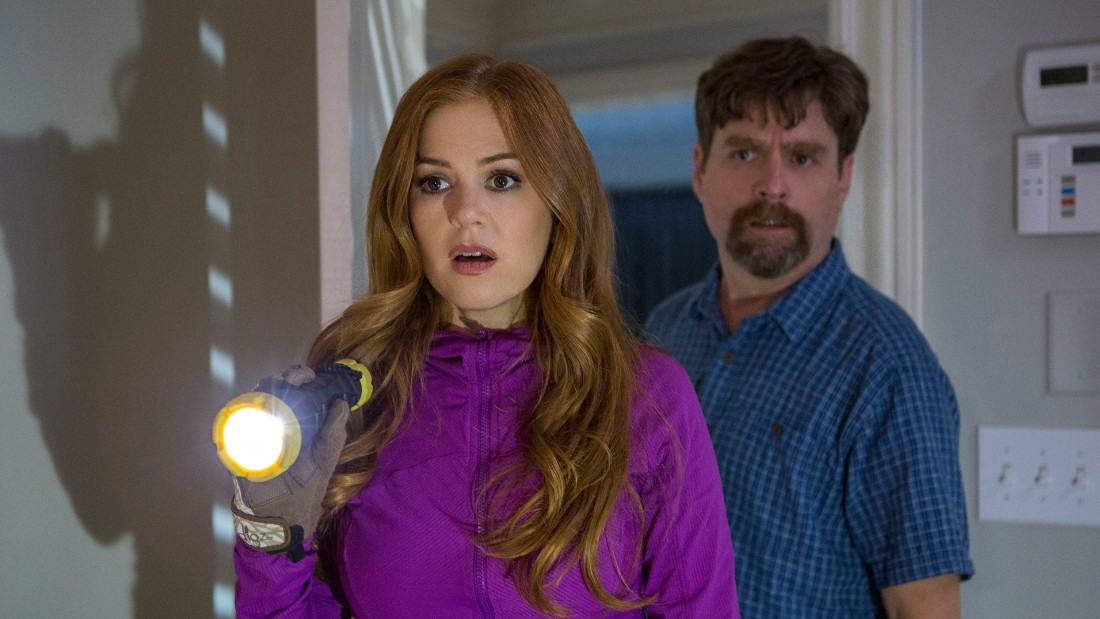 'Keeping Up With The Joneses' Flubs Its Comedy Mission