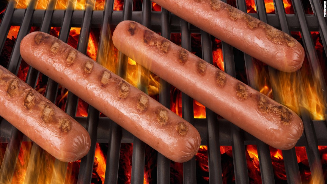 "Though the concept of migraine ""food triggers"" is thought to be less important now than it was in previous decades, many doctors agree that certain foods can play a role in migraines. Food preservatives, such nitrates and nitrites, found in processed meats might trigger migraines. Such additives can be found in hot dogs, ham, sausage, bacon and lunch meats, experts say."