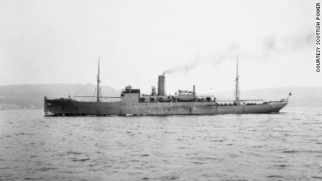 Official reports from the time say that the UB-85 was sunk by the British patrol boat - the HMS Coreopsis.