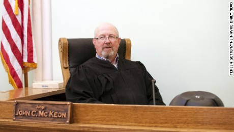 Montana District Judge John C. McKeon