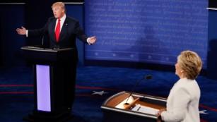 Donald Trump vs. Hillary Clinton III: The most memorable lines
