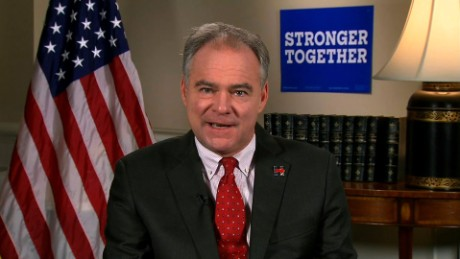tim kaine new day