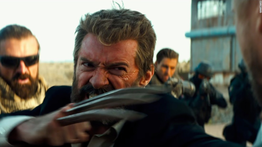 'Logan' Trailer Serves Up Moody Hugh Jackman