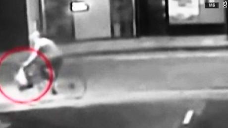 kim kardashian robbery surveillance