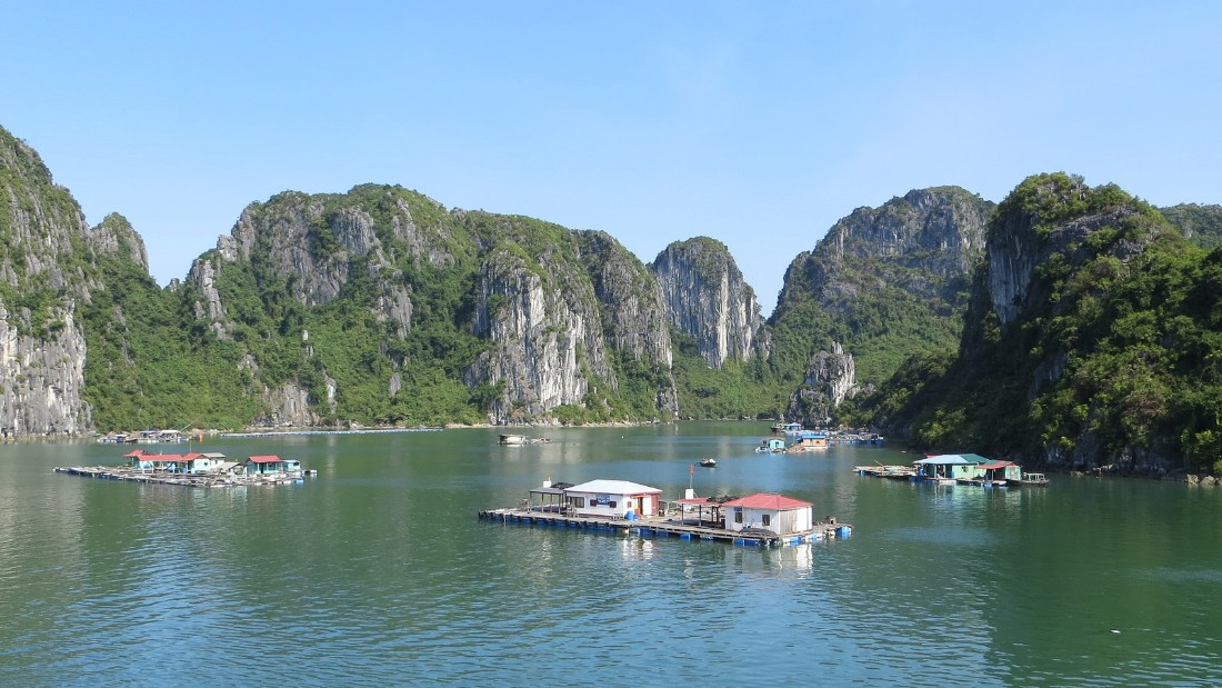 Northern cruising: A journey up Vietnam's Red River