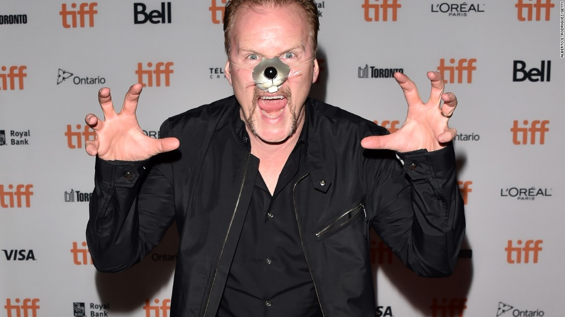 Morgan Spurlock On Documentary 'Rats': 'We All Have A Rat Story'