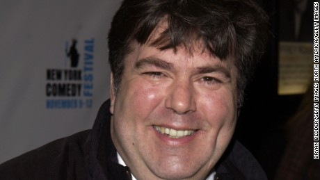 Comedian Kevin Meaney arrives at the benefit for the Scleroderma Research Foundation November 4, 2004 in New York City.  (Photo by Bryan Bedder/Getty Images)
