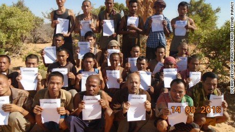 he Hostage Support Partners announce the release of the 26 remaining hostages of the FV Naham 3. The Omani flagged fishing vessel was hijacked on 26 March 2012 roughly 65 nautical miles south of the Seychelles. Of the original 29-member crew, sadly one died during the hijacking and two more succumbed to illness during their captivity. The remaining 26 crewmembers spent much of their captivity on land in Somalia.  The crew of the Naham 3 consisted of members from Cambodia, China, Indonesia, Philippines, Taiwan and Vietnam.
