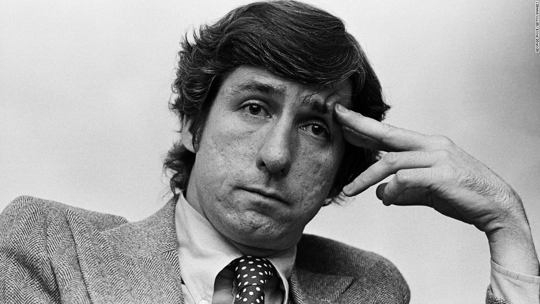 "Tom Hayden, a peace activist whose radical views helped spur the 1960s anti-Vietnam War movement, <a href=""http://www.cnn.com/2016/10/24/us/tom-hayden-dies/index.html"" target=""_blank"">died Sunday, October 23, surrounded by his family</a>. He was 76."