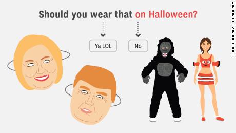 The Halloween costume advice we all need