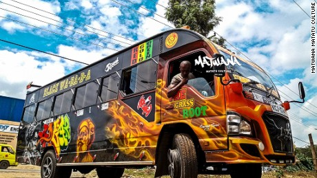 matatu burning spear