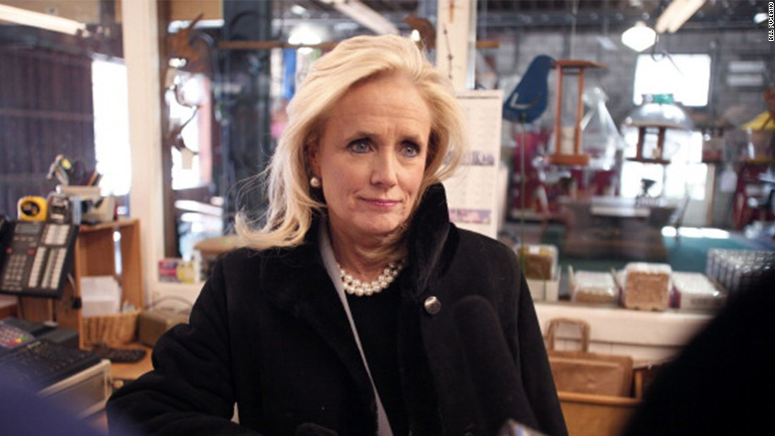 Rep. Dingell says she was groped by 'prominent historical person' in the '80s