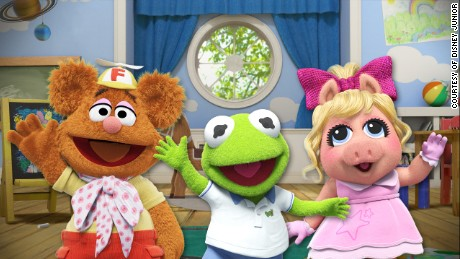 A look at the new Muppet Babies
