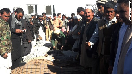 At least 30 civilians killed by terrorists in Afghanistan