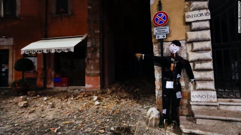 意大利中部再次发生多起地震 (二) - wuwei1101 - 西花社