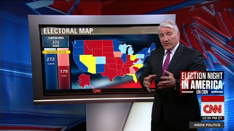 CNN Update: Early Voting Update: Positive Signs For Both Parties In