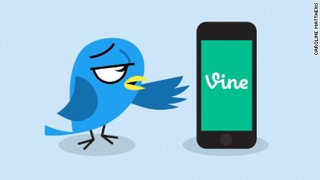 cnn money twitter vine
