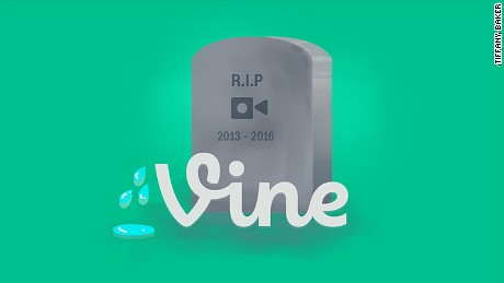 cnn money twitter mourns vine