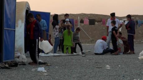 iraq refugees flee isis damon pkg_00014209.jpg