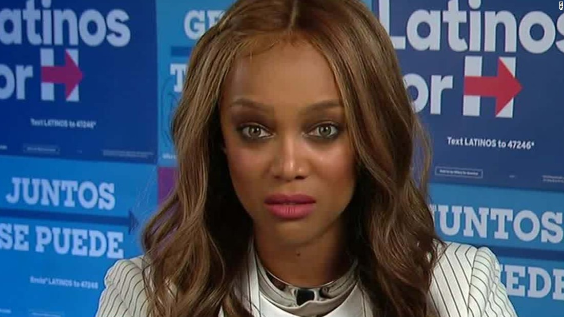 Tyra Banks: 'Enough of the damn emails' - CNN Video
