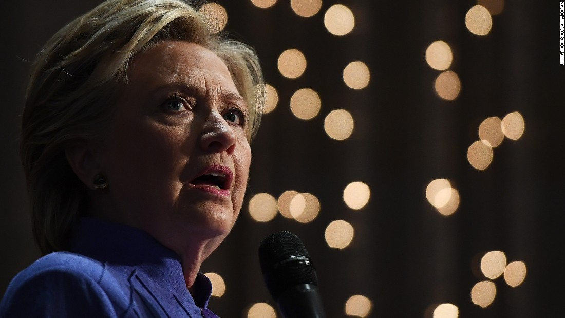 image of Clinton campaign cries foul on FBI
