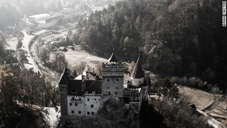 Every year, Bran Castle hosts one of the world's hottest Halloween parties.