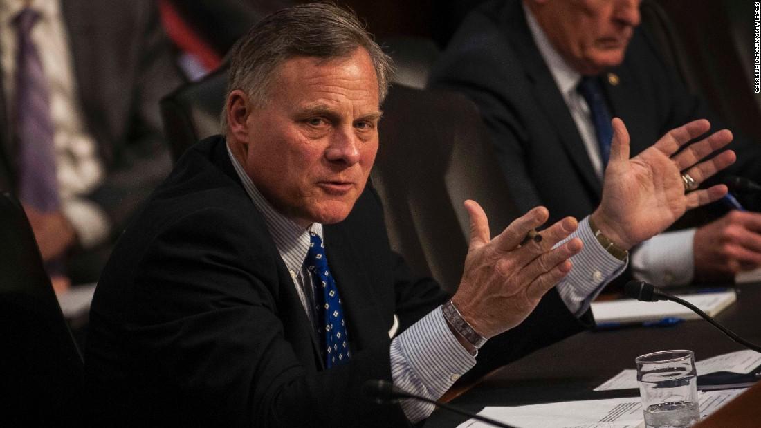 Senators want Russia-related materials preserved