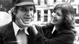 Harrison Ford breaks silence on Carrie Fisher