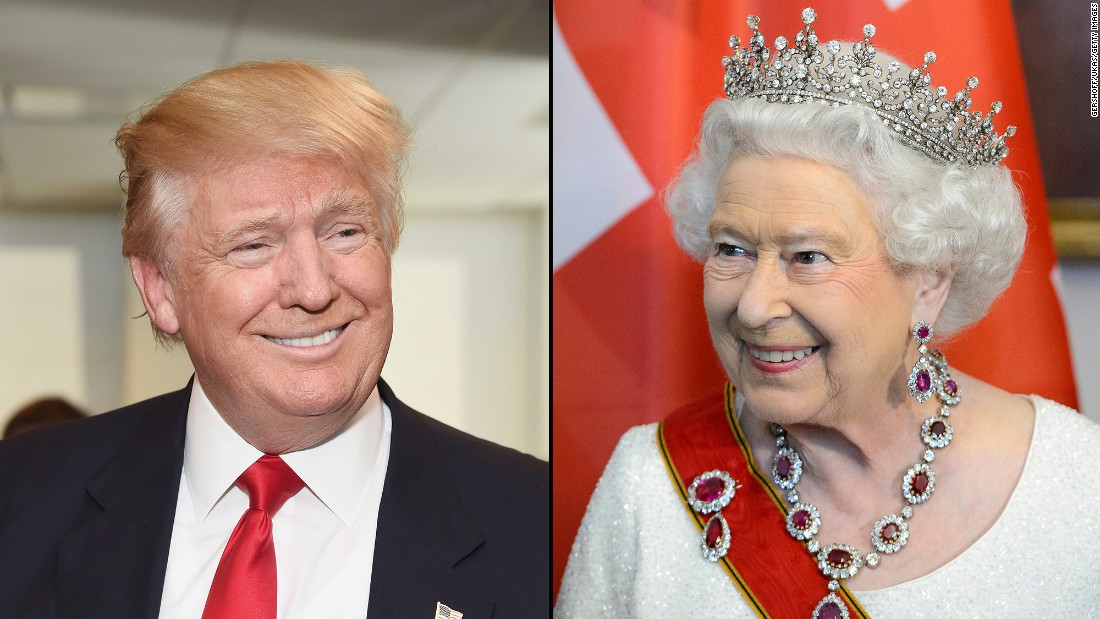 Trump's state visit debated in UK Parliament