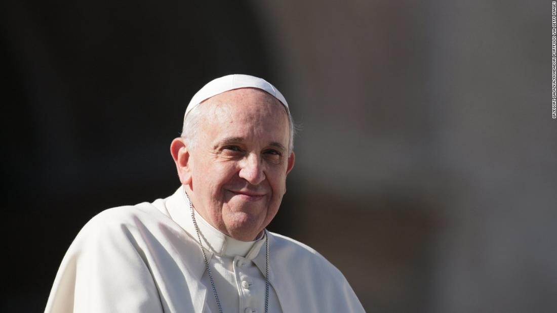 Pope Francis sends best wishes to President Trump